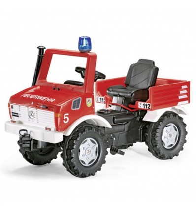 Auto na pedale Rolly Unimog Fire