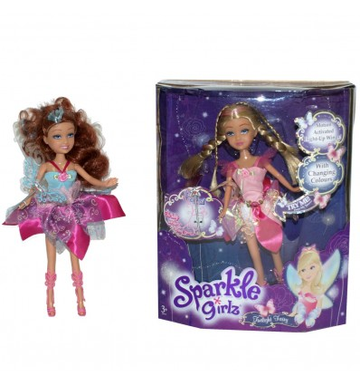 Sparkle girlz Twilight Fairy, LED svjetlo