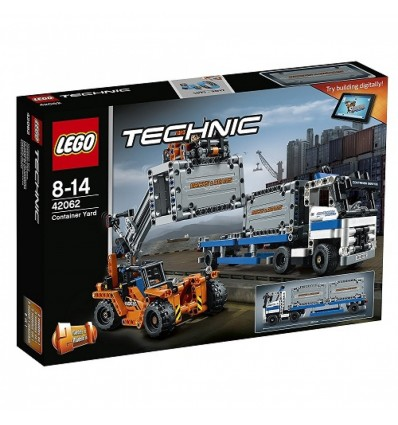 LEG: 42062 Container Yard