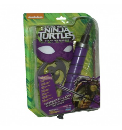 TMNT Movie II Donatello Roleplay set