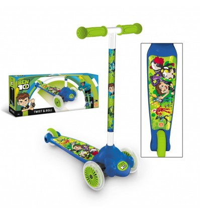 Ben 10 Twist roll romobil