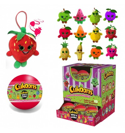 Cukoons Surprise Fruits Serie 1