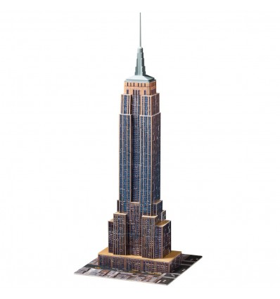 3D x 216 Empire State Bldg.