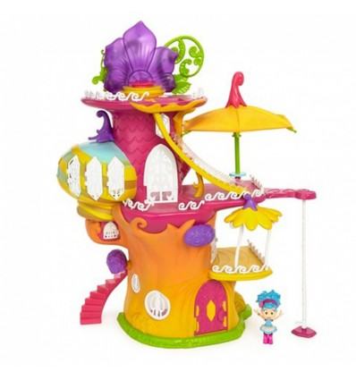 LUNA PETUNIA - DELUXE PETUNIA MANOR TREE PLAYSET