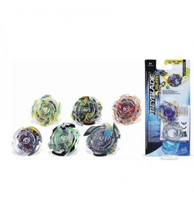 HAS: BEY BEYBLADE SINGLE TOPS AST W1 17
