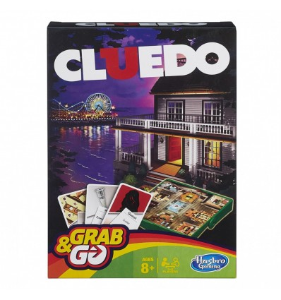 HAS: CLUE GRAB AND GO