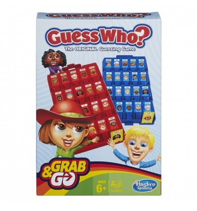 HAS: GUESS WHO GRAB AND GO