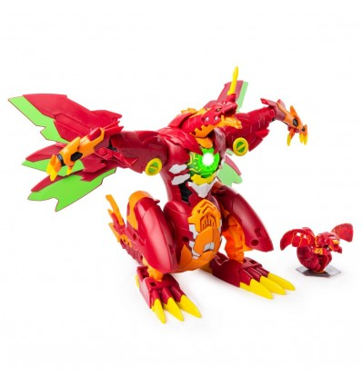 BKG: BAKUGAN - DRAGONOID MAXIMUS