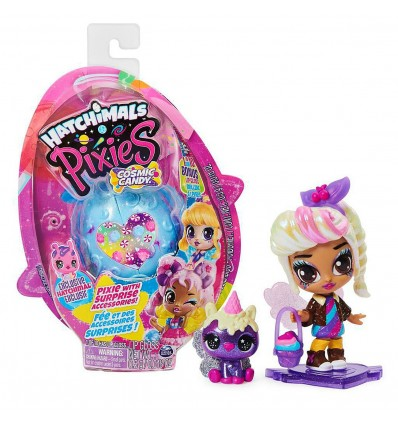 "HATCH: HATCHIMALS FIGURICE ""PIXIES COSMIC CANDY"""