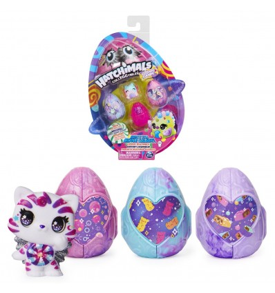 HATCH: HATCHIMALS SET ZA IGRU COSMIC CANDY MULTIPACK S8