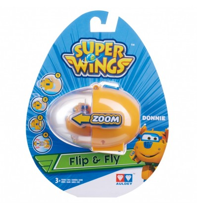 WING: SUPER WINGS - FLIP & FLY - DONNIE